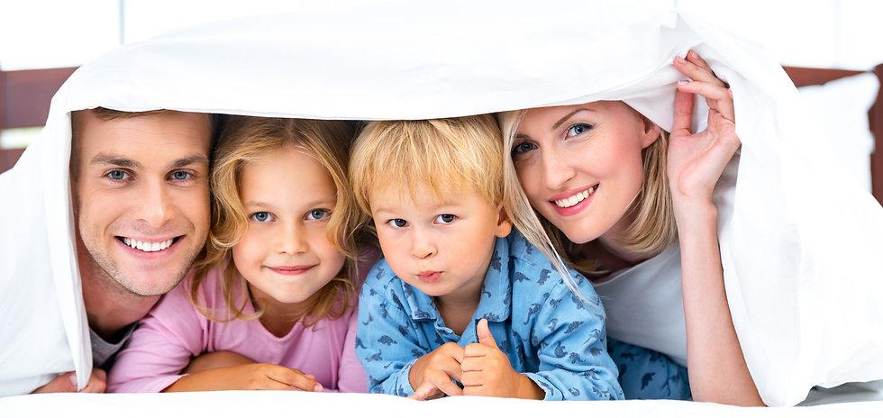 Allergiker Bettwäsche Encasing für Kopfkissen Bettdecke Matratze