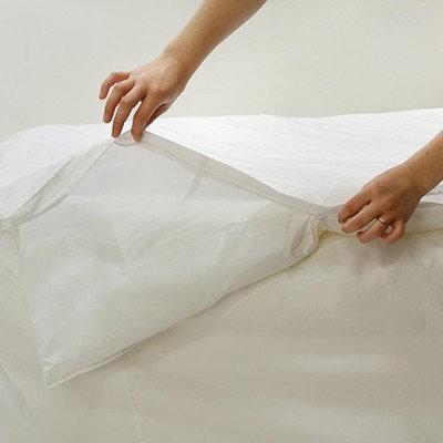Encasing für Bettdecken - Allergiebettwäsche
