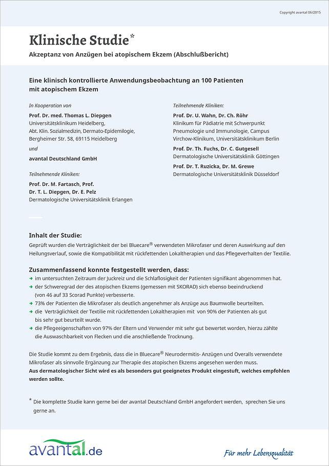 Neurodermitisanzüge und Neurodermitisov