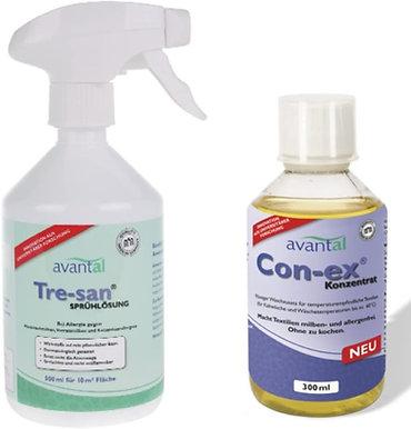 Milbenspray und Waschzusatz - Die Mittel gegen Hausstaubmilben