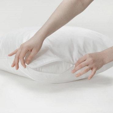 Encasing für Kopfkissen Allergiebettwäsche
