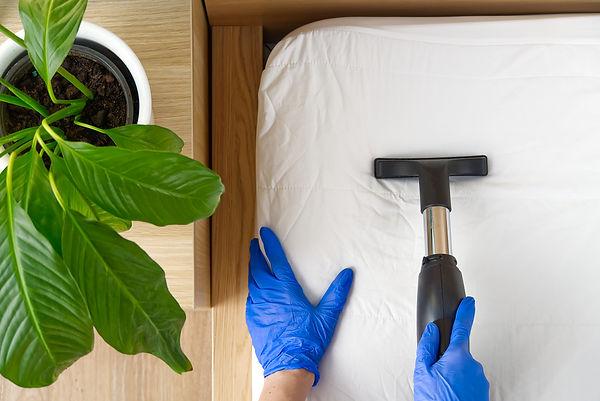Was tun gegen Milben im Bett?