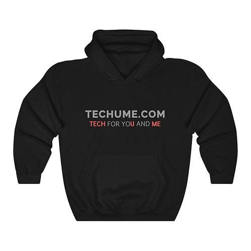 Techume Unisex Hoodie