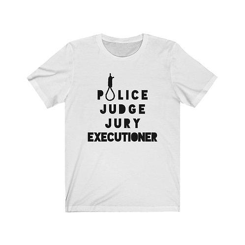 Royyale | Judge, Jury, Executioner v2.0 Unisex Jersey SS Tee