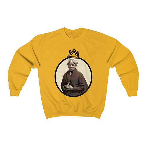 Royyale - Long Live Queen Harriet Unisex Crewneck Sweatshirt