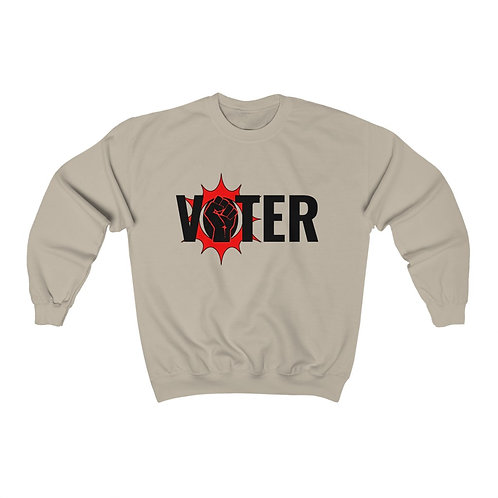 Royyale - Voter Unisex Crewneck Sweatshirt