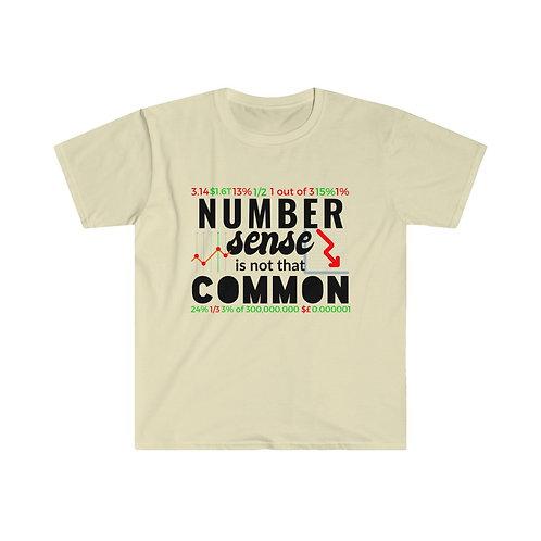 Royyale   # Sense Unisex Softstyle T-Shirt