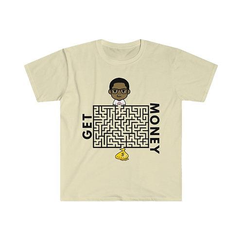 Royyale   Get Money Unisex Softstyle T-Shirt