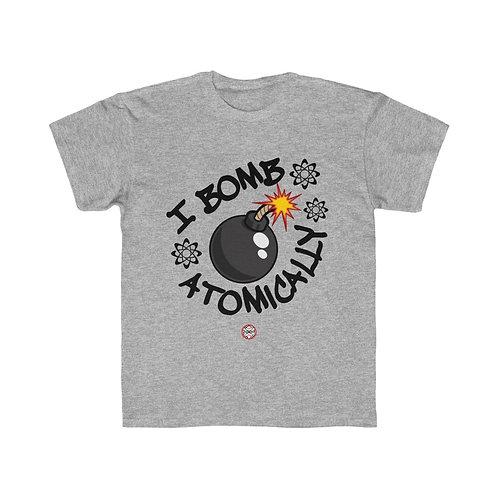 RG Kids   Bomb Atomically Kids Regular Fit Tee