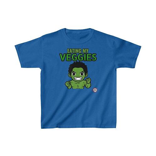 RG Kids   Veggies Kids Tee
