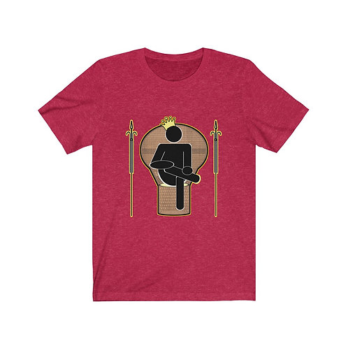 Royyale - On The Throne SS Tee (Unisex Sizing, Multiple Colors)