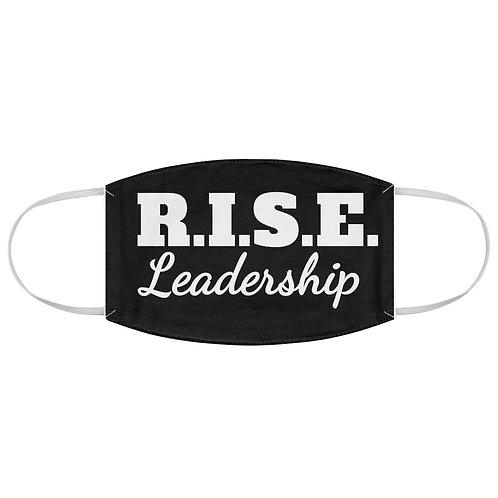 RISE Leadership Fabric Face Mask