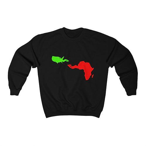 Royyale - Reach Back Unisex Crewneck Sweatshirt