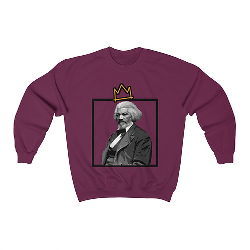 Royyale - Long Live King Frederick Unisex Crewneck Sweatshirt