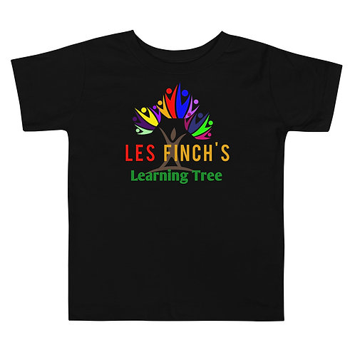 Les Finch's Learning Tree Toddler SS Tee