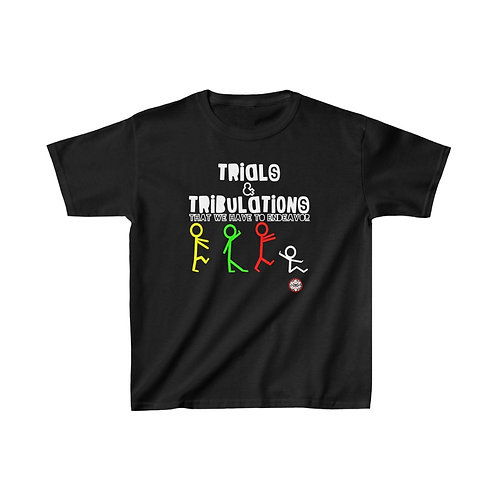 RG Kids | Trials & Tribulations Kids Tee