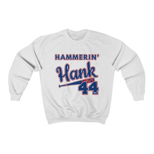 Royyale - RIP Hammerin' Hank Unisex Crewneck Sweatshirt
