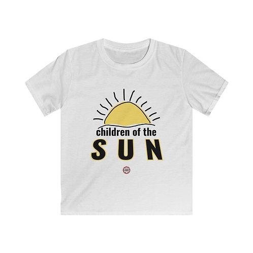 Royyale Gear Kids - Children of the Sun Softstyle Tee