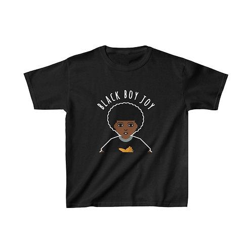 Royyale - Black Boy Joy Kids Heavy Cotton™ Tee