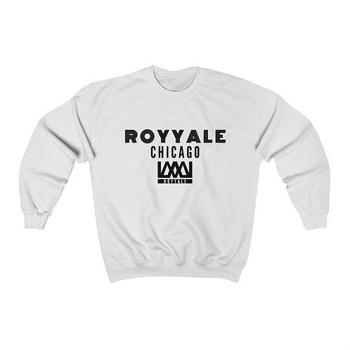 Royyale   ROYYALE Chicago Crewneck Sweatshirt