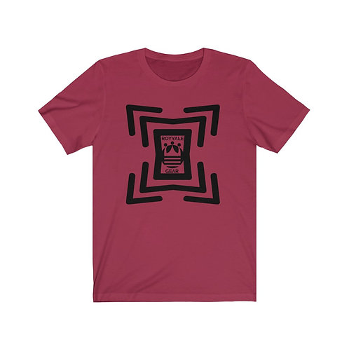 Royyale - Targeted Unisex Jersey SS Tee