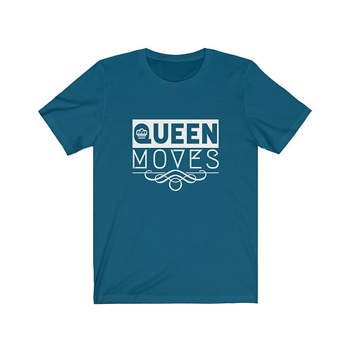 Royyale -- Queen Moves v2.0 Unisex Jersey SS Tee