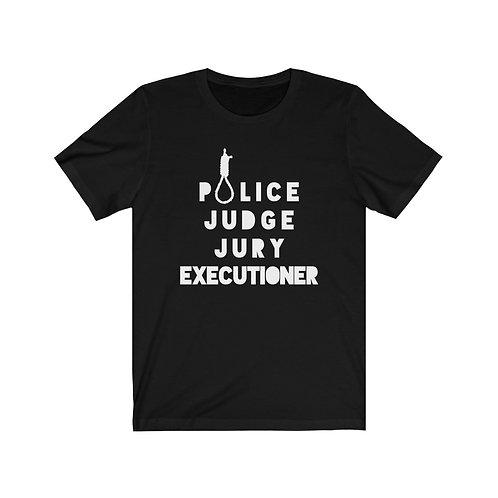 Royyale   Judge, Jury, Executioner v1.0 Unisex Jersey SS Tee