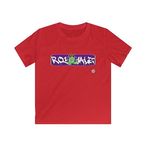 Royyale Gear Kids - Shhhhh! Softstyle Tee