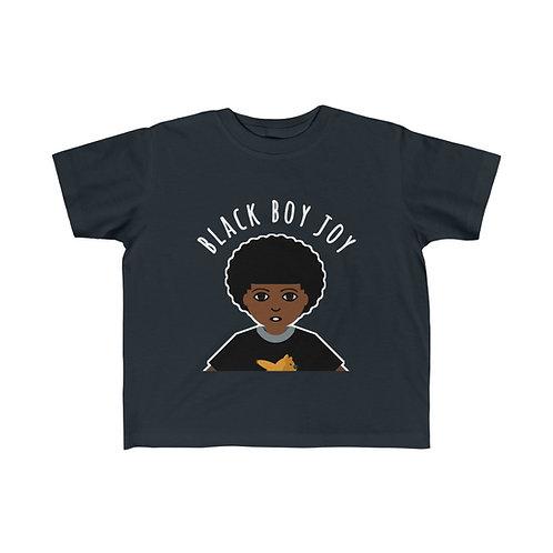 Royyale - Black Boy Joy Kid's Fine Jersey Tee