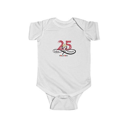 4-26-96 Infant Fine Jersey Bodysuit