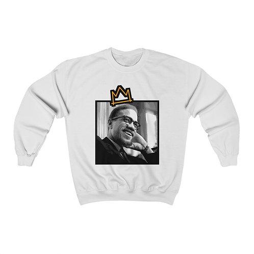 Royyale - Long Live King Malcolm Unisex Crewneck Sweatshirt