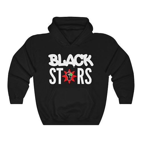 Royyale - Black Stars Hoodie