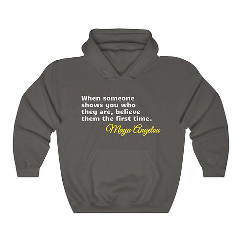 Royyale - Jewels From M. Angelou Hoodie