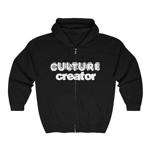 Royyale Gear | Culture Creator Full-Zip Hoodie