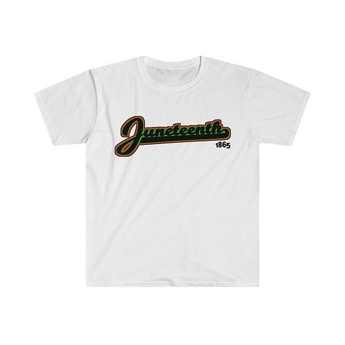 Royyale | Juneteenth 65 Unisex Softstyle T-Shirt