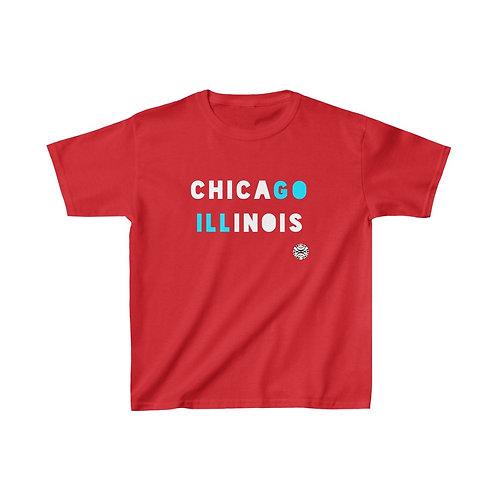 RG Kids | CHICAGO Kids Tee