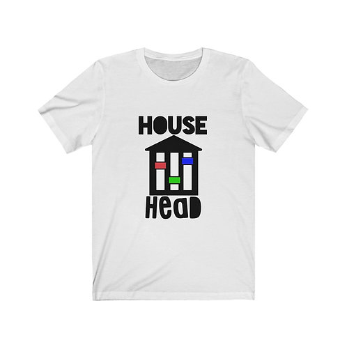 Royyale - Househead SS Tee (Unisex Sizing, Multiple Colors)