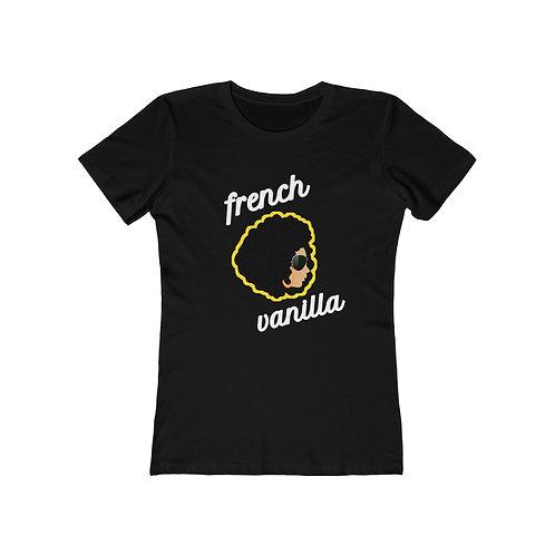 Royyale - French Vanilla v2 Women's Boyfriend Tee (Women's Slim Fit!)