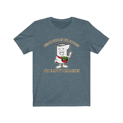 Royyale - Reparations Bill v2 SS Tee (Men's Sizing, Multiple Colors)