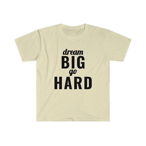 Royyale   Dream Big Unisex Softstyle T-Shirt