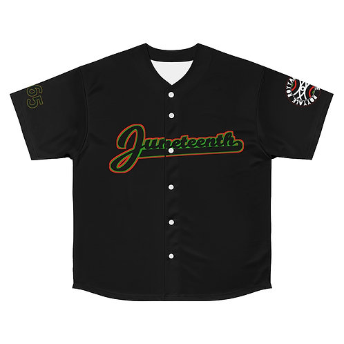 Royyale | Juneteenth Baseball Jersey