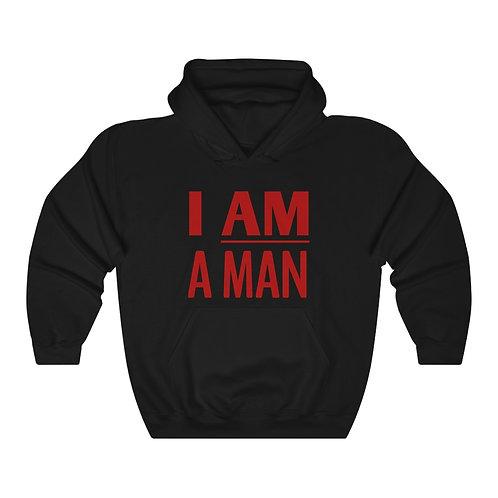 Royyale - I Am A Man Hoodie