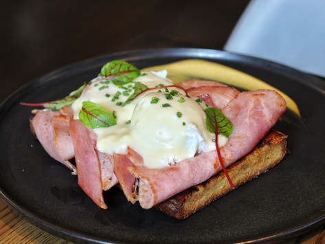 The Foodie: Ames Boston Hotel