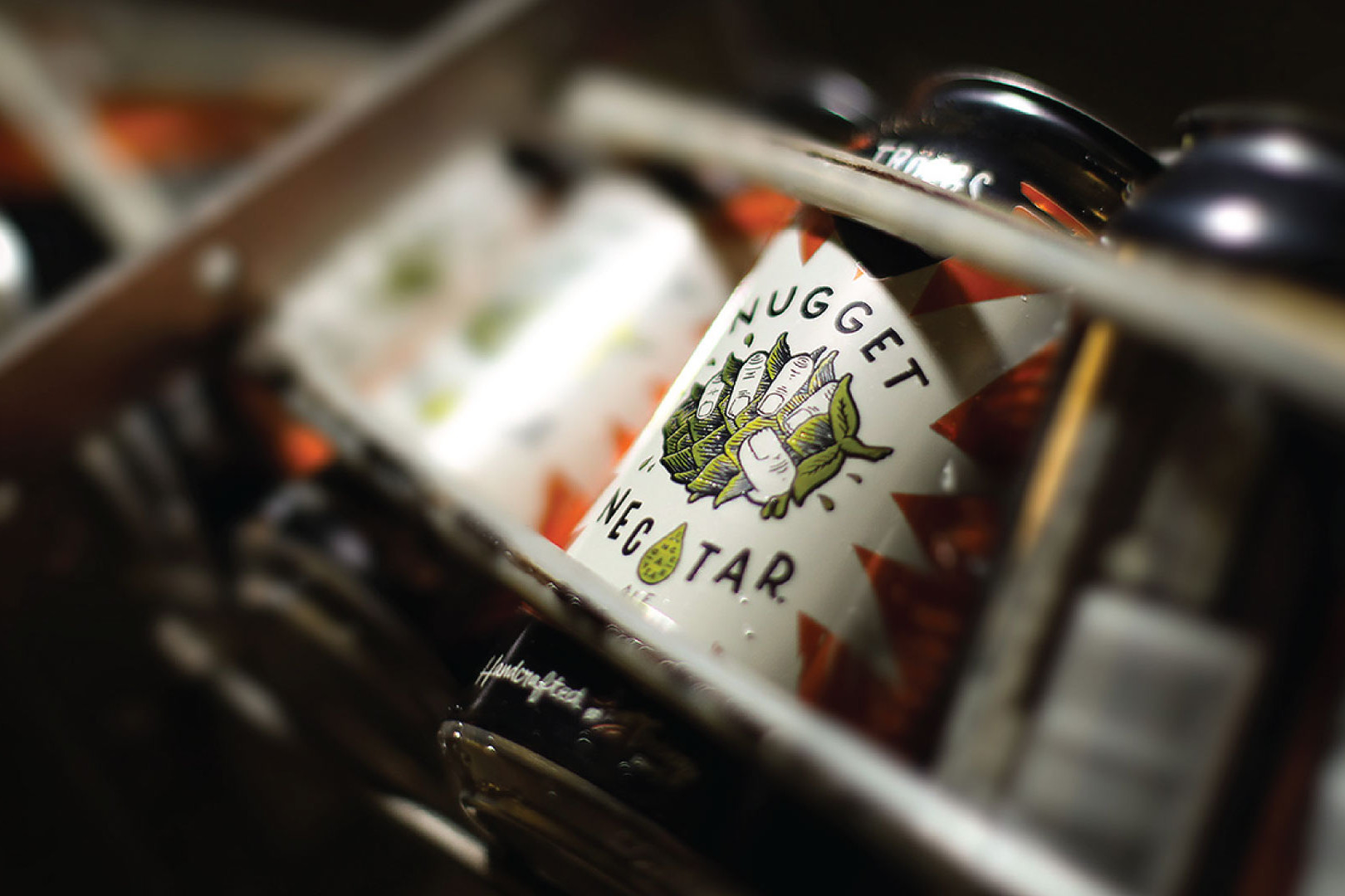 TROEGS NUGGET NECTAR IS HERE!