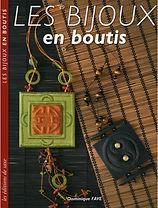 Livre LES BIJOUX EN BOUTIS de Dominique Fave
