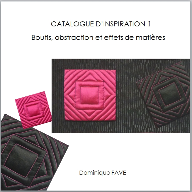 Catalogue d'inspiration I Boutis Fave