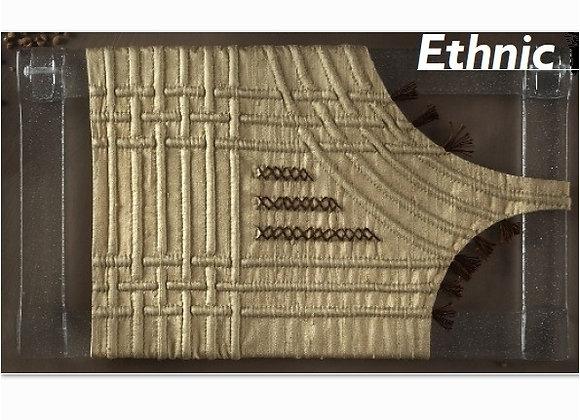 Fiche créative  ETHNIC 2.  Options 1/2 Kits