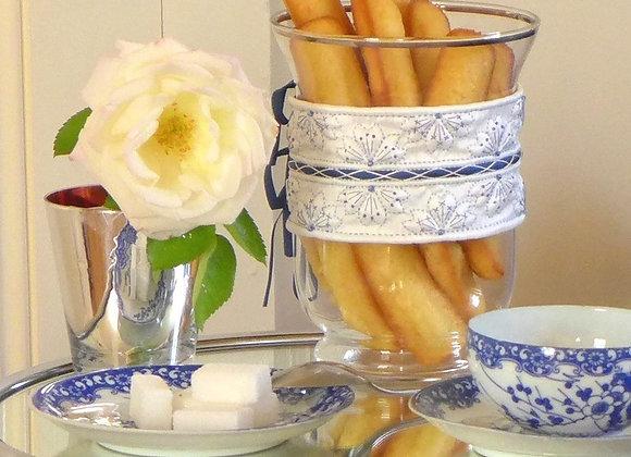 1/2 KIT décor de vase ORIENT (24 x 6 cm)