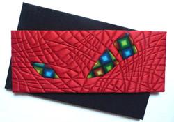 Création textile Fave LIGHT 63 x 36 cm