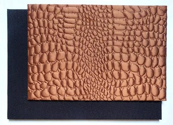 """Fiche Créative """"DANS LA PEAU"""" (72 x 55,5 cm)"""